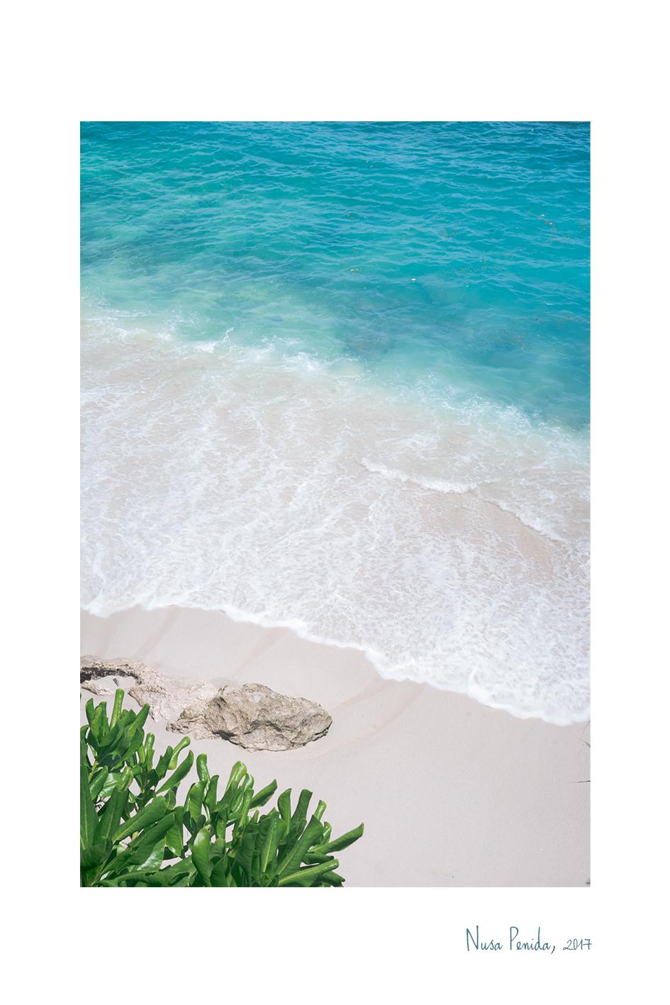 beach, waves, sea
